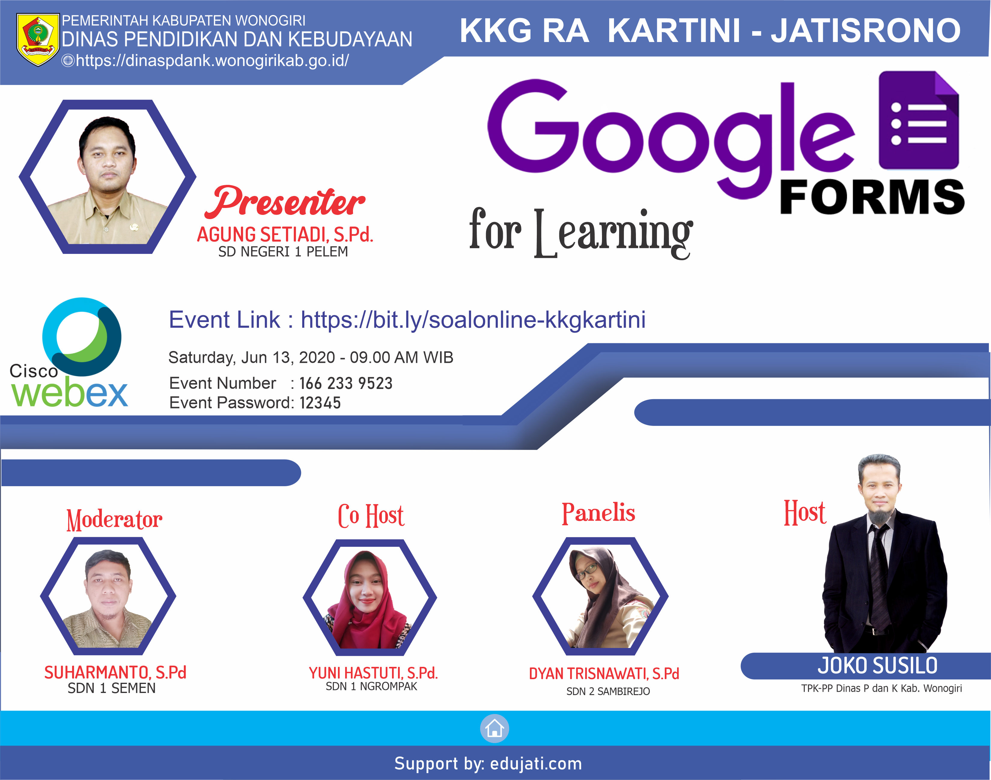 GOOGLE FORM FOR LEARNING
