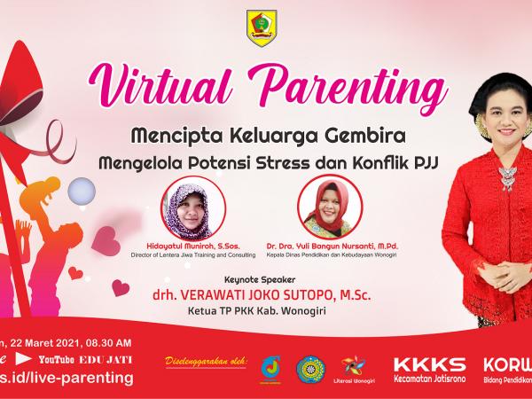 Parenting Satu Langkah Maju untuk Pendidikan Wonogiri