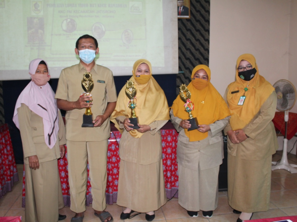 Sambut Ramadhan, KKG PAI Kecamatan Jatisrono Sukses Gelar Pemilihan Da'i Kecil